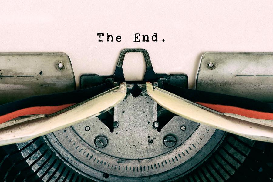 Ep #5 – Comment terminer un roman ?