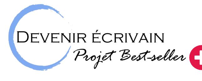 Formation Devenir écrivain, projet best-seller